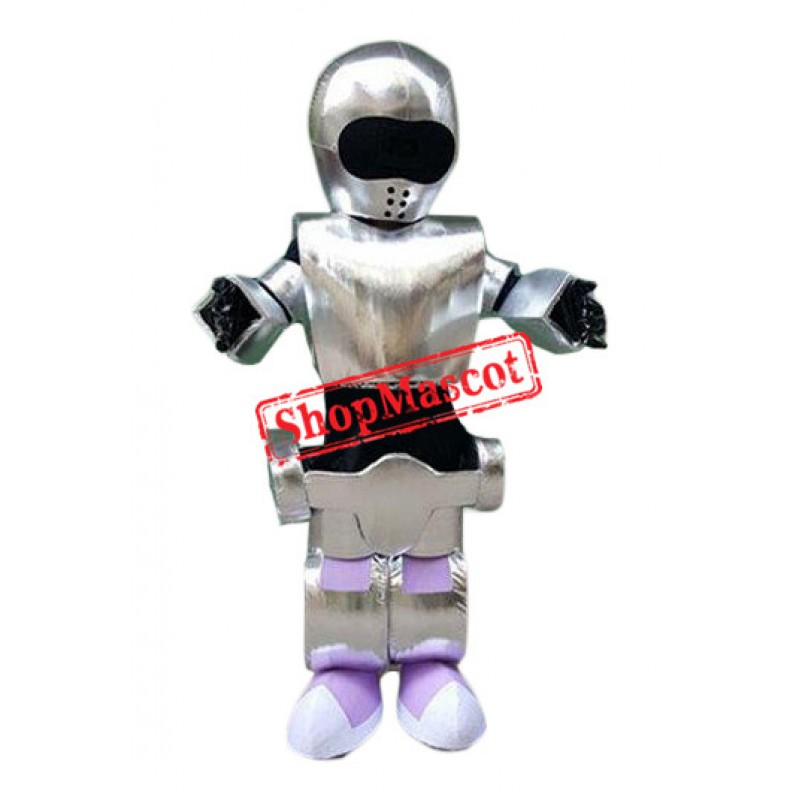 Affordable Robot Mascot Costume