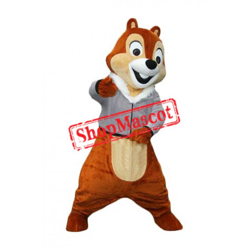 Lovely Chipmunk Mascot Costume