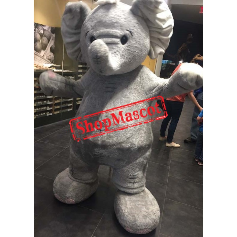 Lovely Lightweight Elephant Mascot Costume