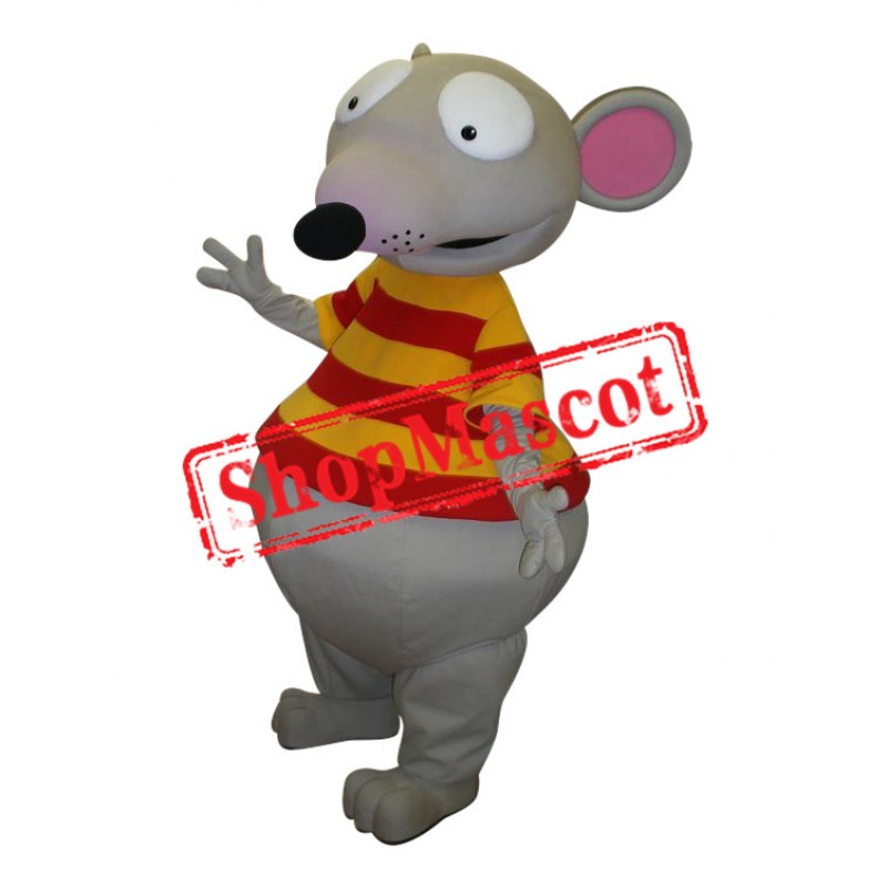 Toopy Mouse Mascot Costume