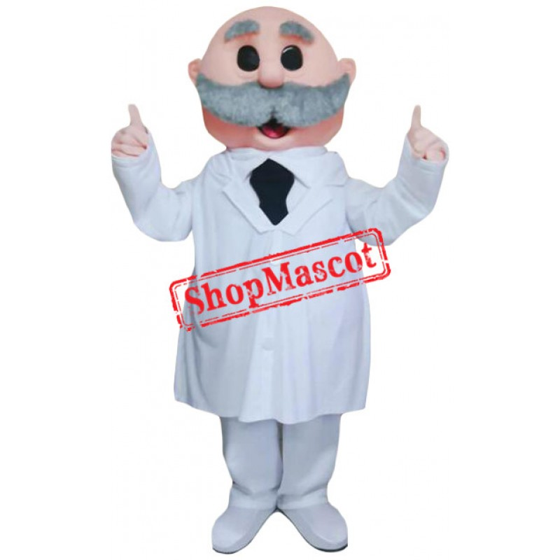 Physician Doctor Mascot Costume