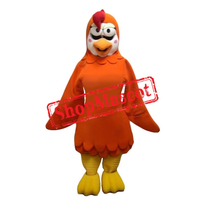 Affordable Funny Chicken Mascot Costume