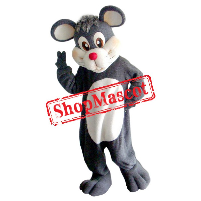 Superb Lovely Mouse Mascot Costume