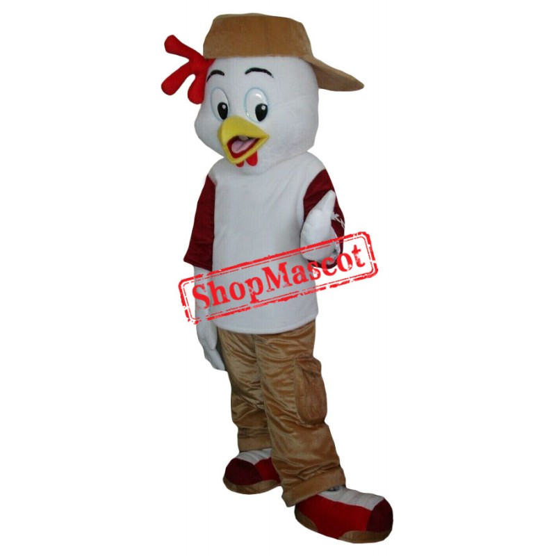 Affordable Cock Mascot Costume