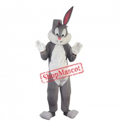 Hot Professional Easter Bunny Mascot Costumes Rabbit and Bugs Bunny Adult mascot for sale