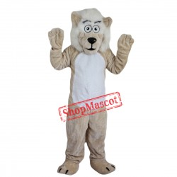 Hot Sale Wolf Mascot Costume Fancy Dress Custom Fancy Costume