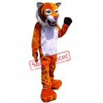 Hot Sale Bengal Tiger Mascot Costume Bengal Tiger Costume For Sale