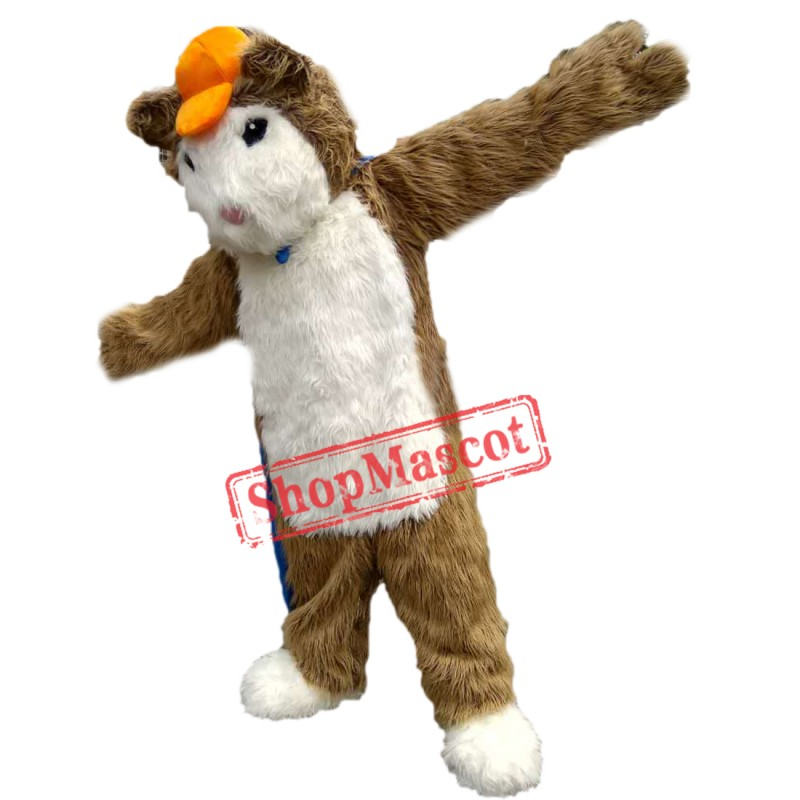 Lovely Hamsters Mascot Costume Custom Fancy Costume Anime Cosplay