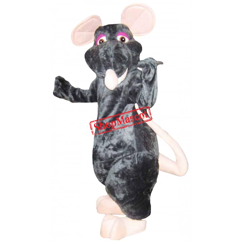 Superb Rat Mascot Costume