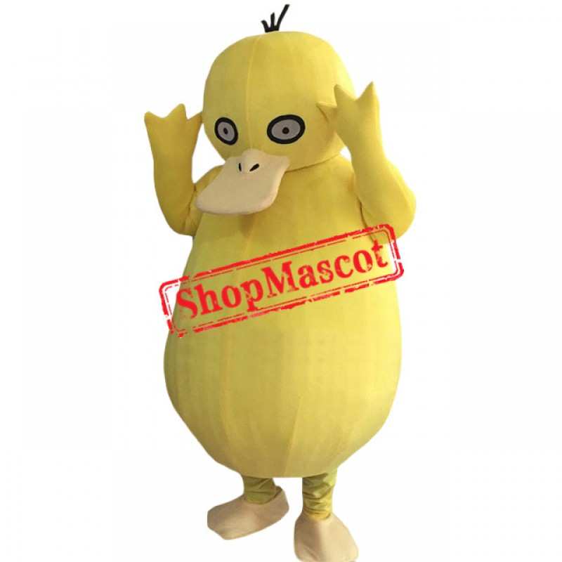 Pokemon Psyduck Mascot Costume