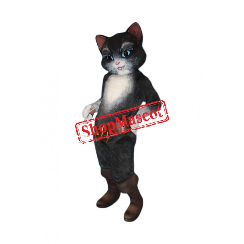 Kitty Softpaws Mascot Costume
