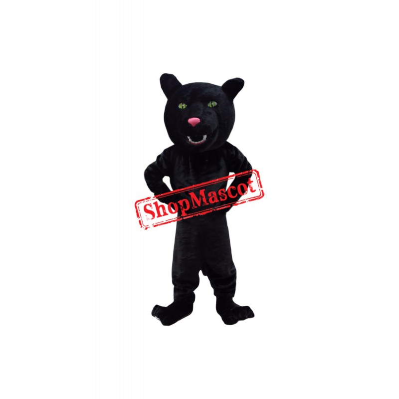 Affordable Black Panther Mascot Costume