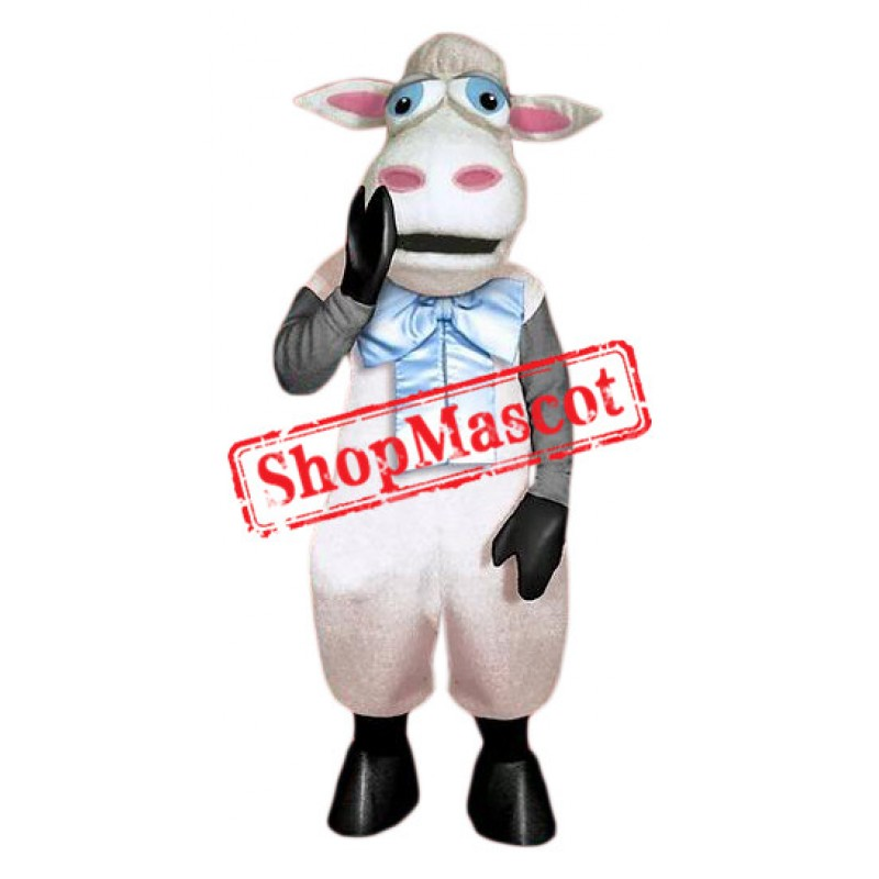 Funny Sheep Mascot Costume