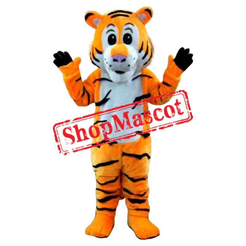 Affordable Tiger Mascot Costume
