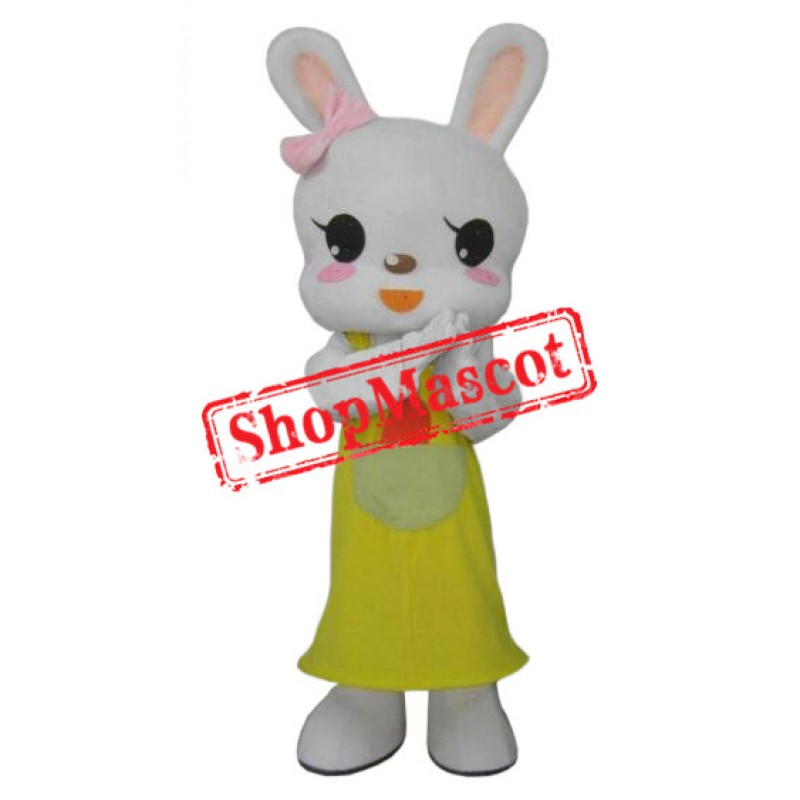 Affordable Rabbit Mascot Costume
