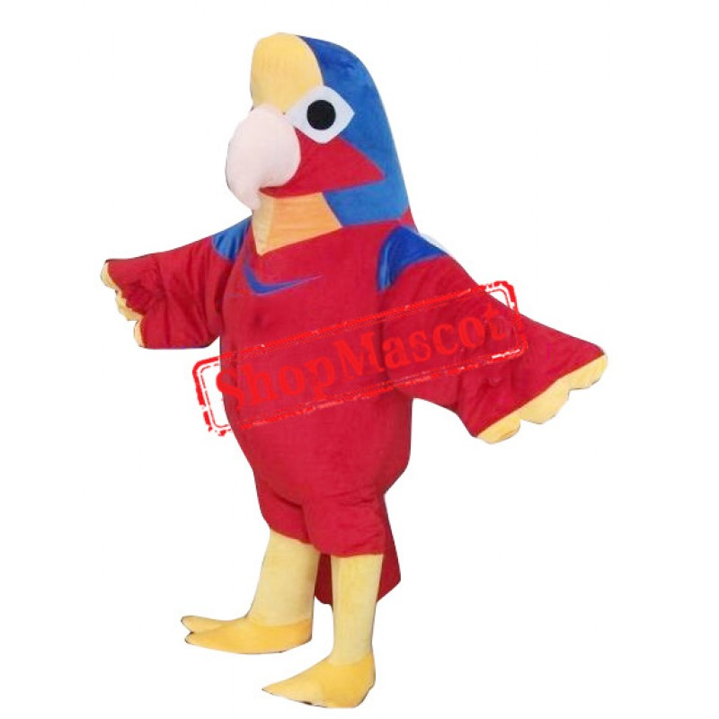 Affordable Parrot Mascot Costume