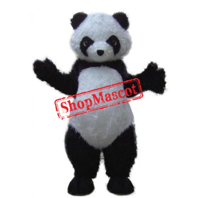 Superb Lovely Panda Mascot Costume
