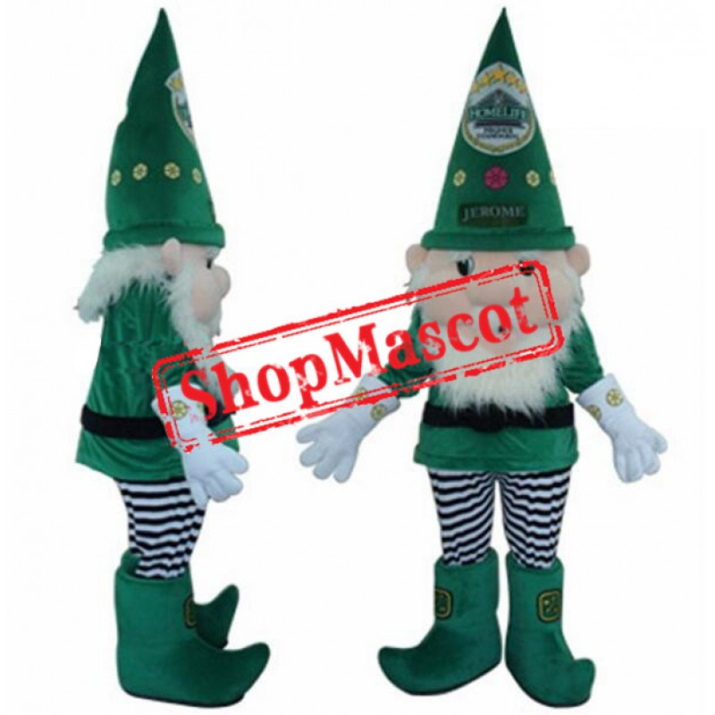 Christmas Drawf Mascot Costume
