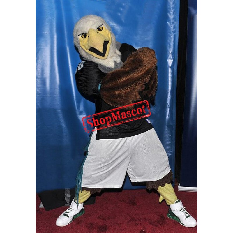 Sport Fierce Eagle Mascot Costume