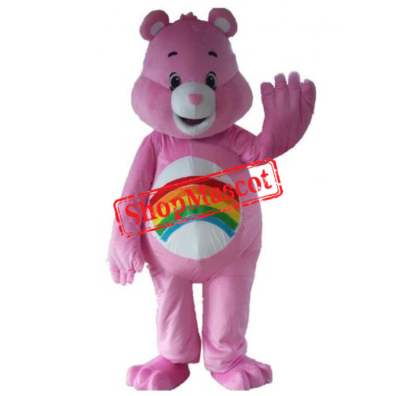 Care Bear Mascot Costume