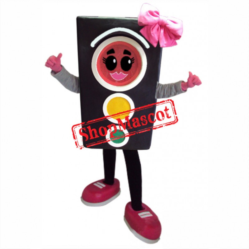 Traffic Lights Mascot Costume