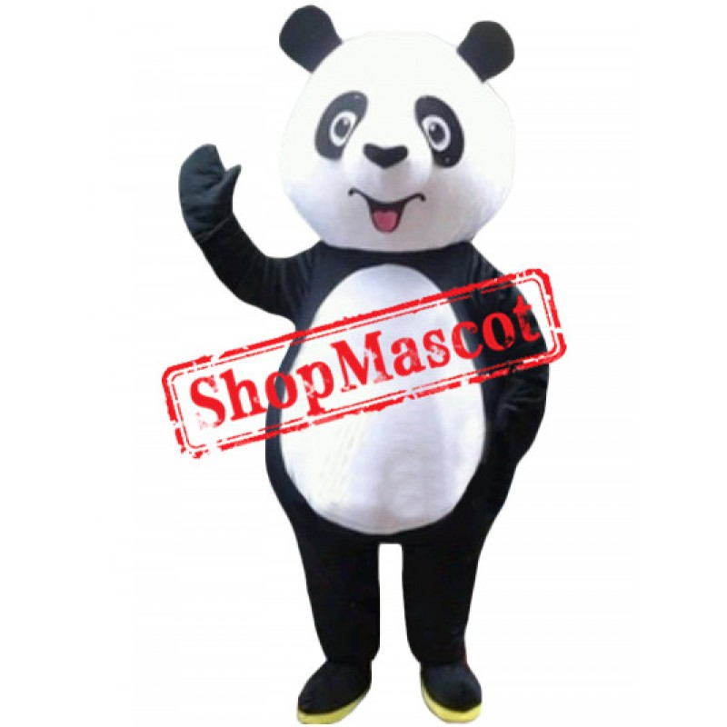 Lovely Animal Panda Mascot Costume