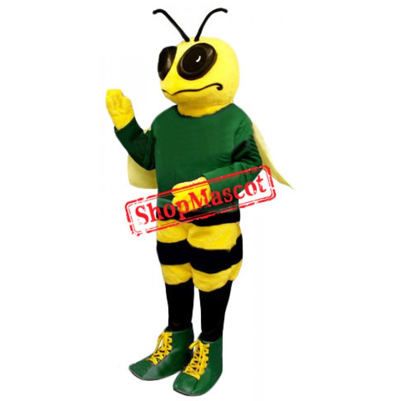 Handsome Bee Mascot Costume