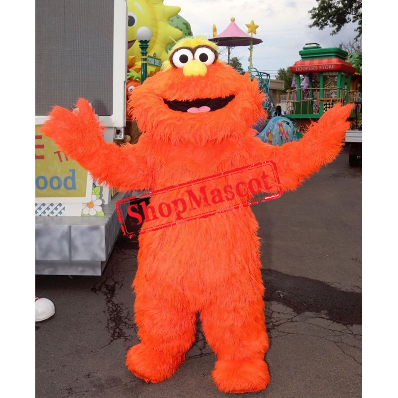 Sesame Street Murray Monster Mascot Costume