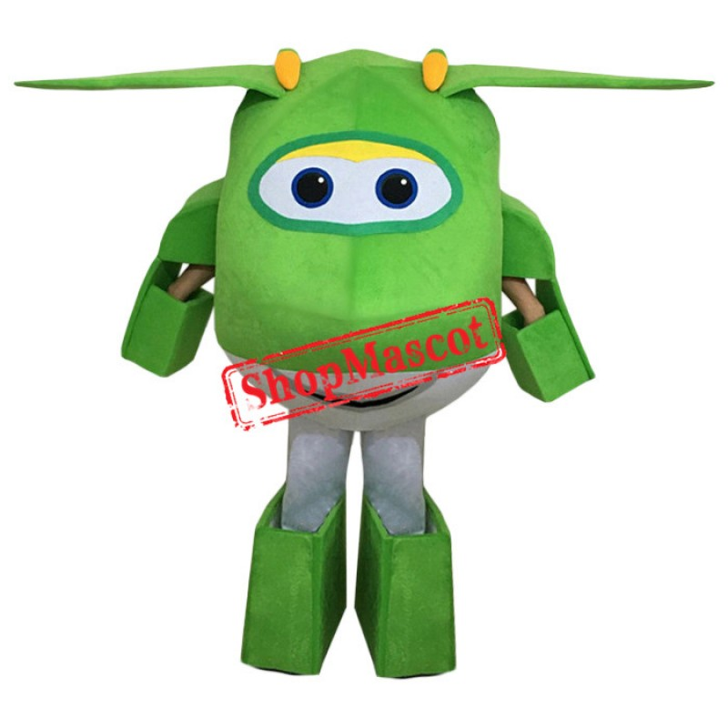 Super Wings Mira Mascot Costume