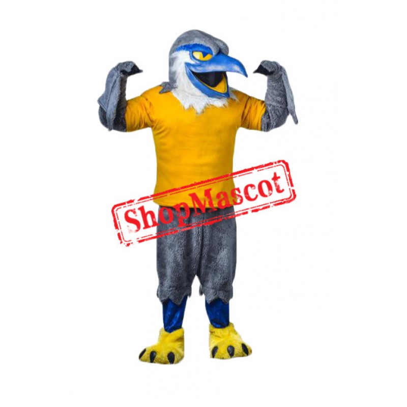 Fierce University Eagle Mascot Costume