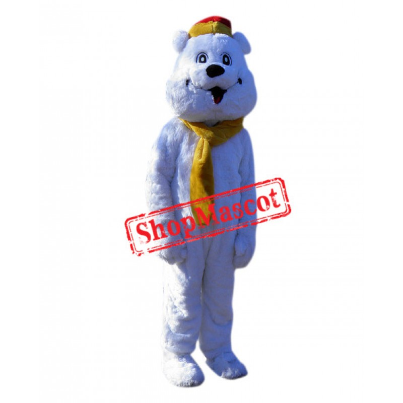 Affordable Polar Bear Mascot Costume