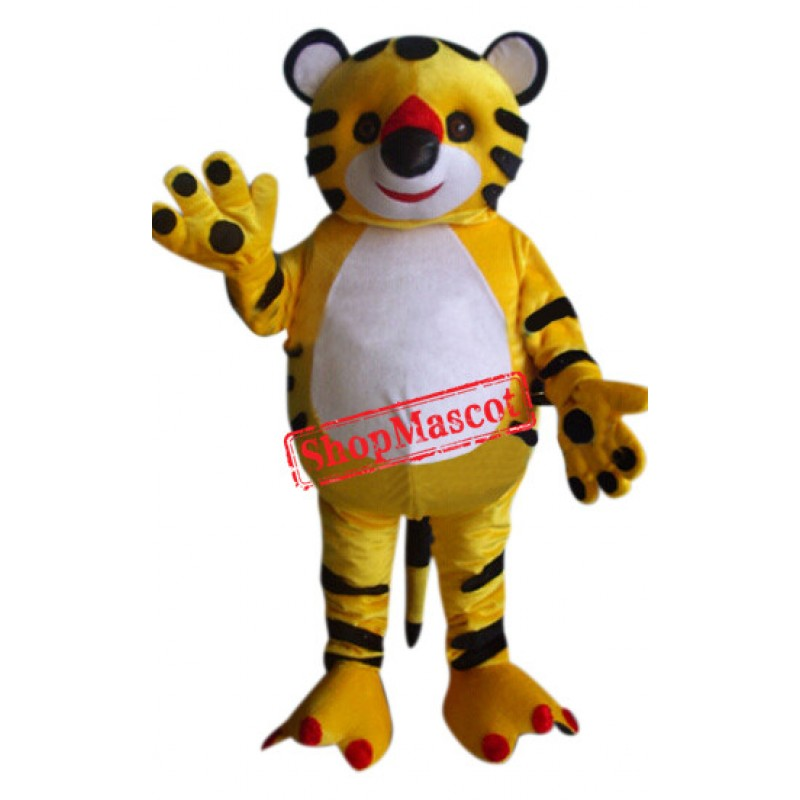Affordable Cute Tiger Mascot Costume