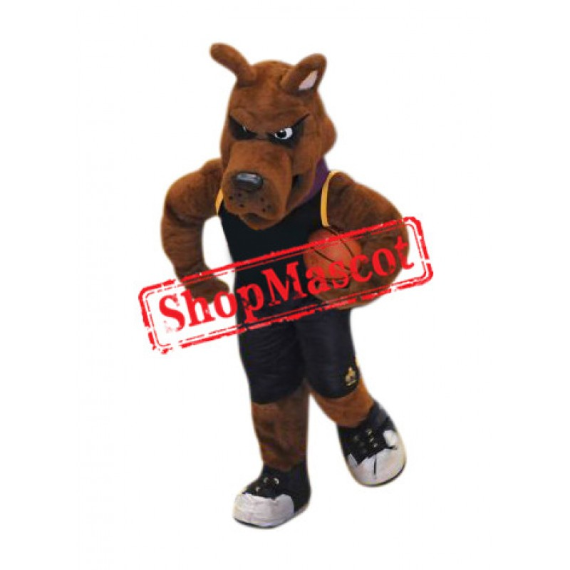 Fierce Sport Dog Mascot Costume