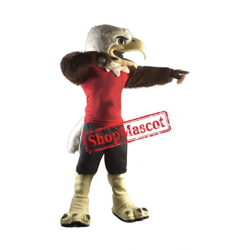Superb Quality Eagle Mascot Costume
