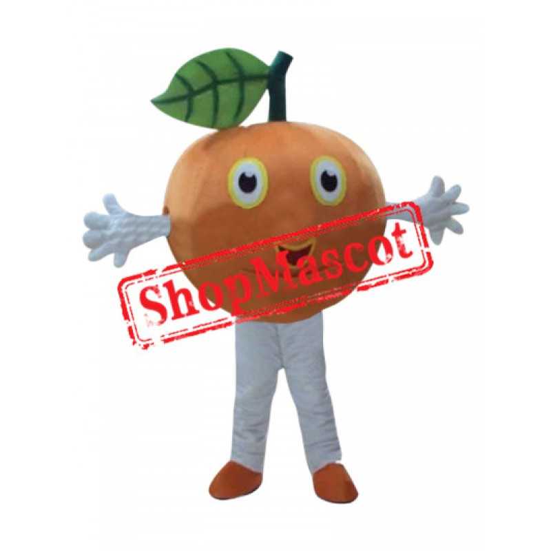 Affordable Orange Fruit Mascot Costume