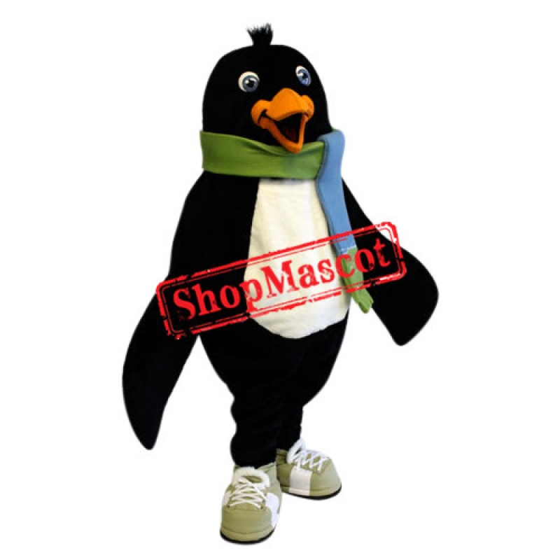 Superb Penguin Mascot Costume