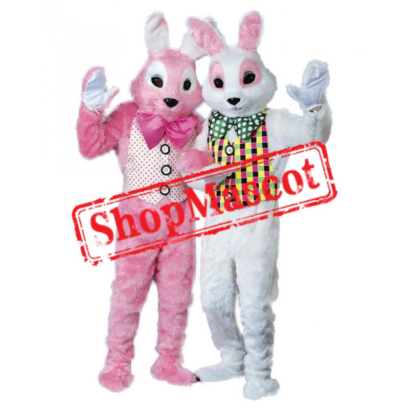 Affordable Easter Bunny Mascot Costume