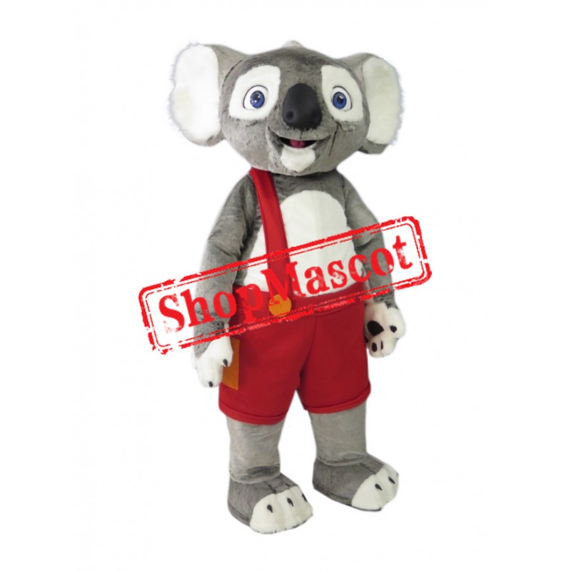 Superb Cute Koala Mascot Costume