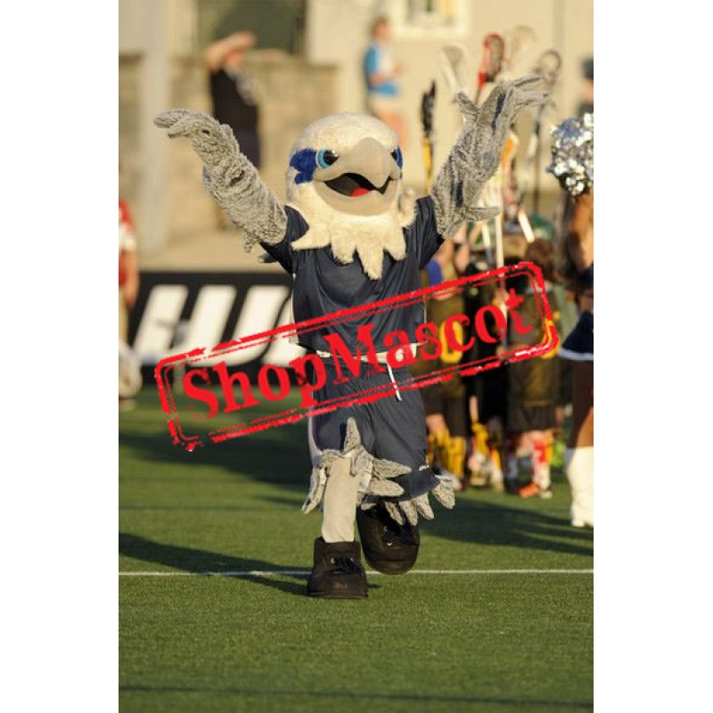 Super Power College Eagle Mascot Costume