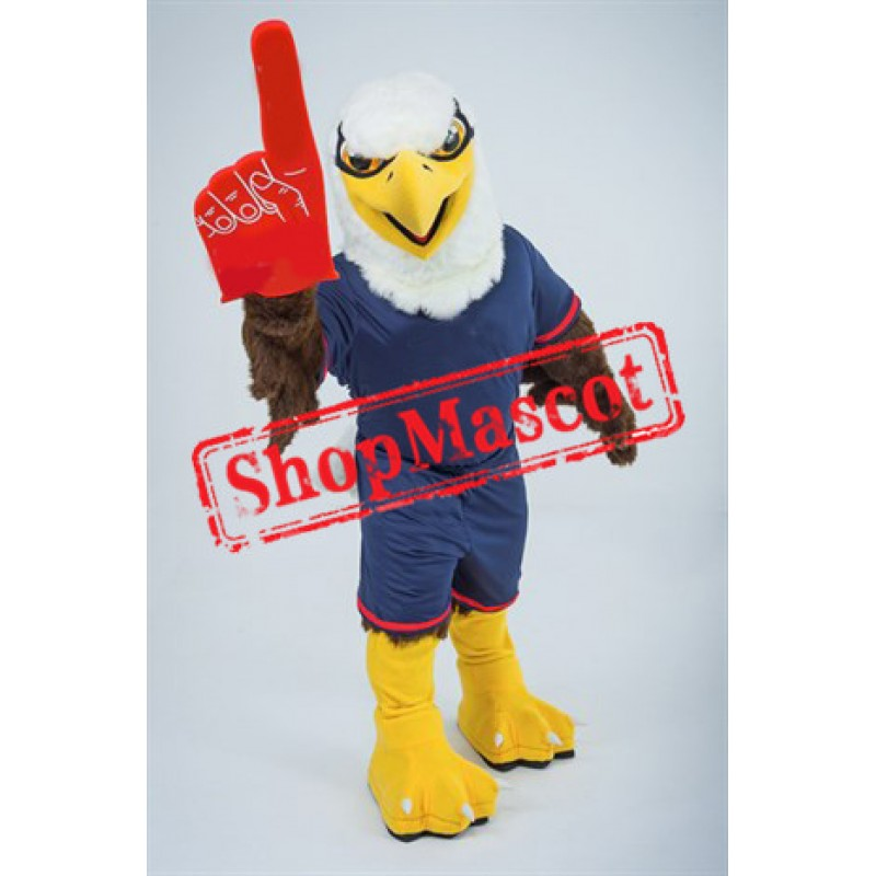 Fierce Sport Eagle Mascot Costume