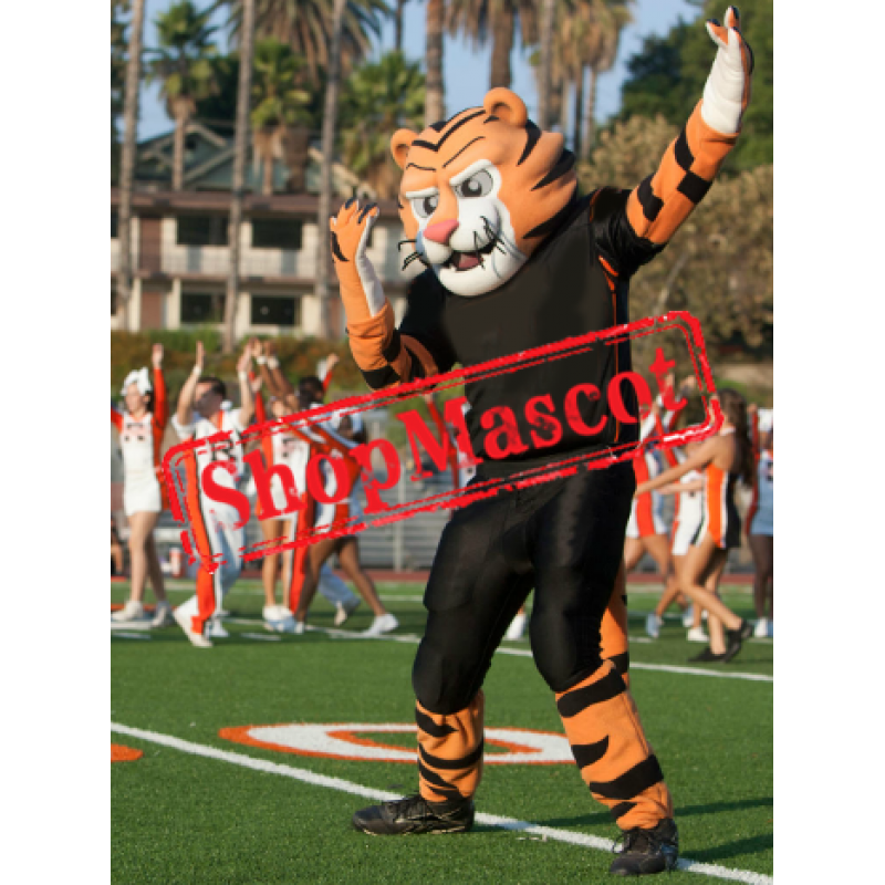 Power Sport College Tiger Mascot Costume