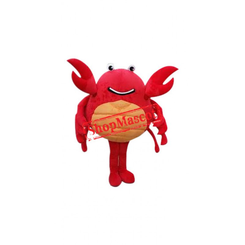 Superb Crab Mascot Costume