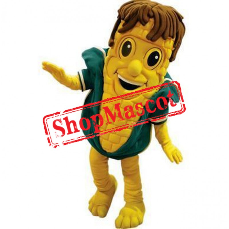 Superb Corn Mascot Costume