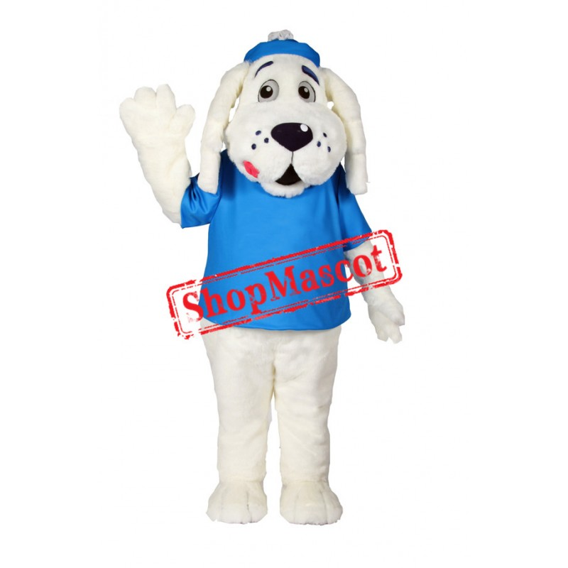 Super Cute Slush Puppie Dog Mascot Costume