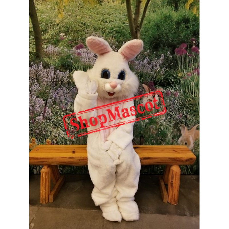 Affordable Easter Brown Bunny Mascot Costume