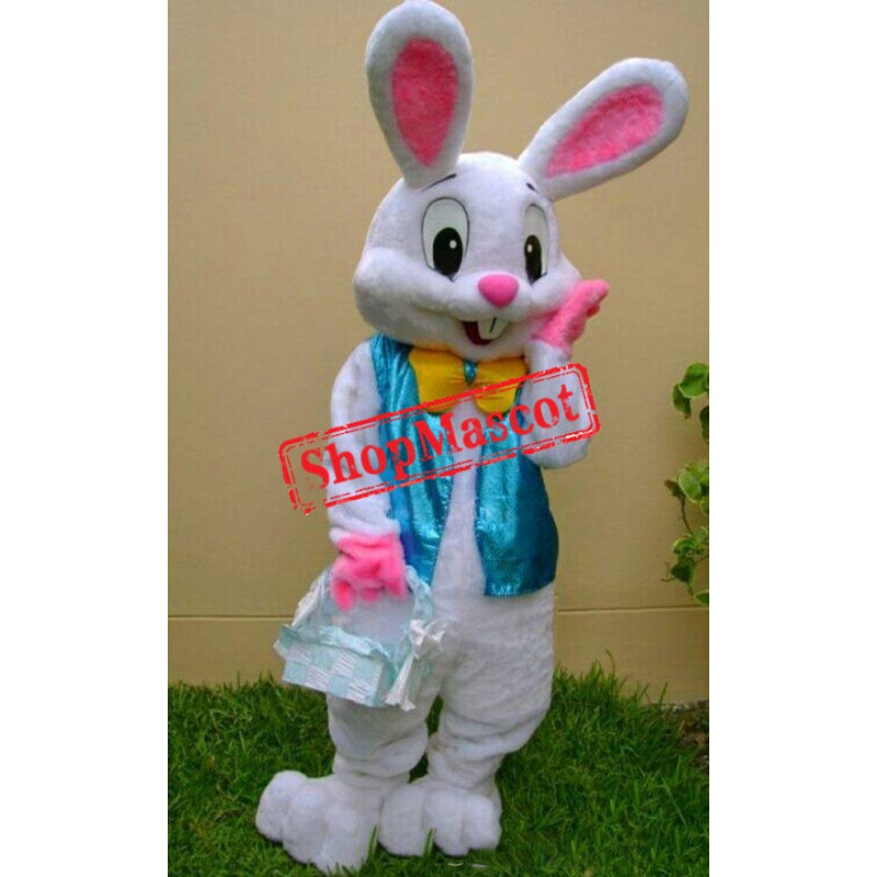 Easter Bunny Mascot Costume US Warehouse In Stock