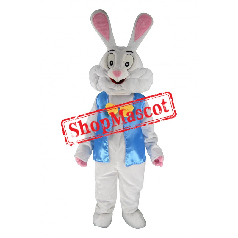 New Easter Bunny Mascot Costume US Warehouse In Stock