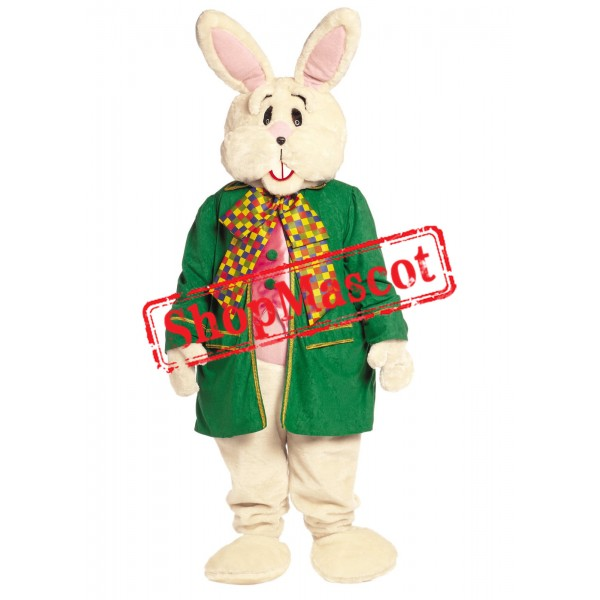 Funny Lightweight Easter Bunny Mascot Costume