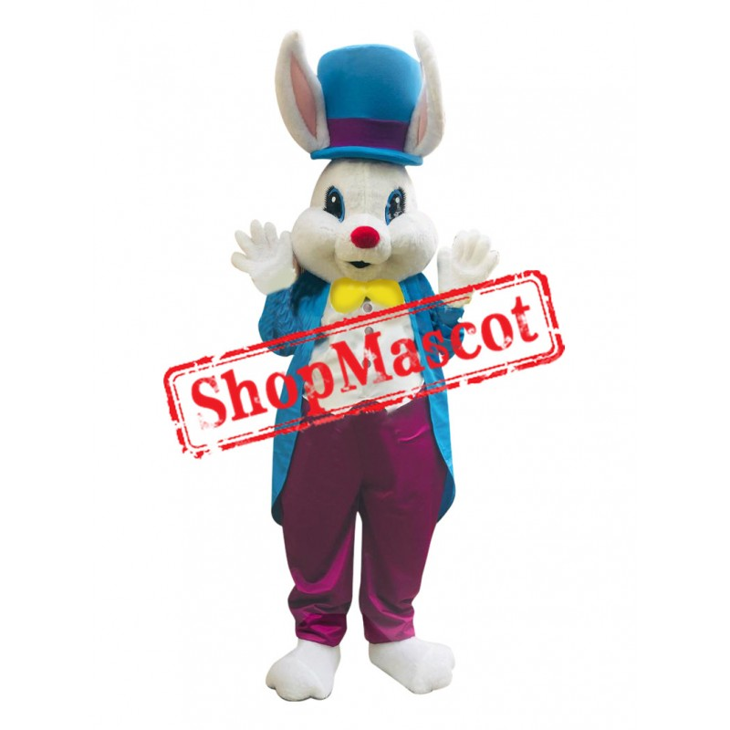 Professional Easter Bunny Mascot Costume