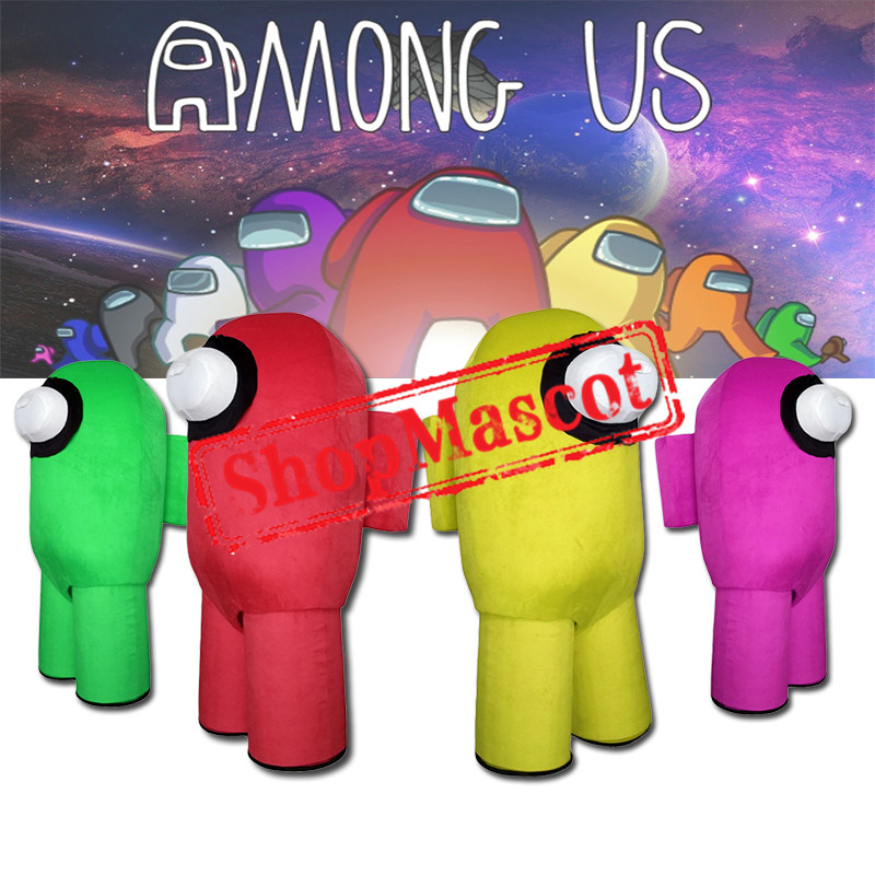 Among Us Mascot Costume